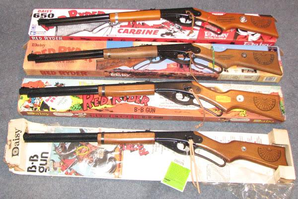 My Red Ryder BB Gun