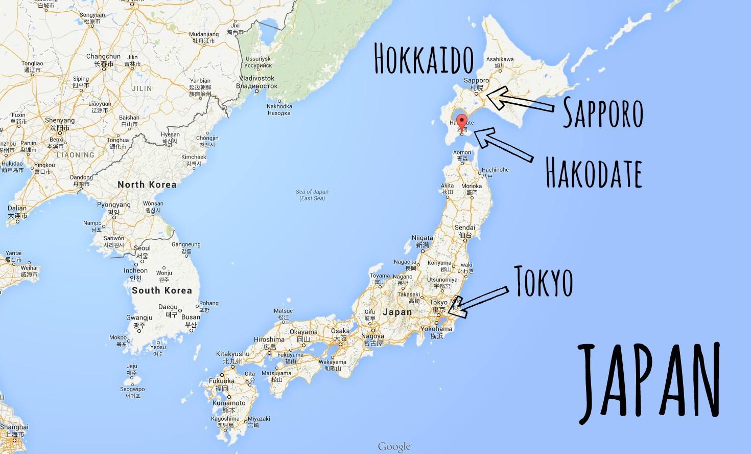 Google Tokyo A Hokkaido Bucket List Adventure Heroes 5 0